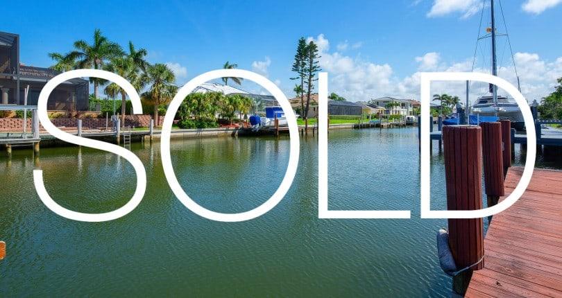 SOLD   706 Nautilus Ct   Marco Island, Florida