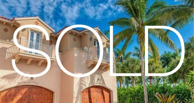 SOLD | 1611 Curlew Ave | Golden Shores, Naples, Florida