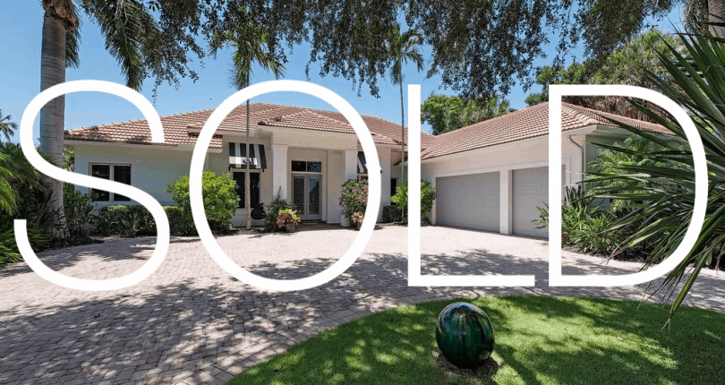 SOLD | 342 S Golf Dr | Olde Naples, Naples, Florida