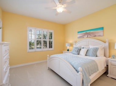 Master Suite with Lake View