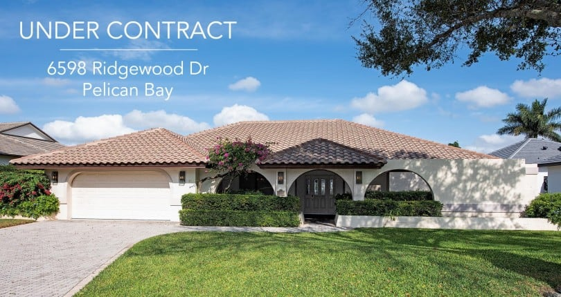 Under Contract · 6598 Ridgewood Drive