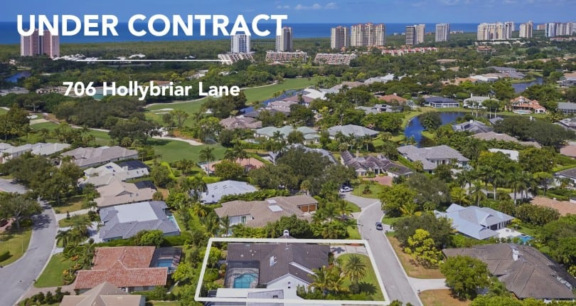 Under Contract · 706 Hollybriar Lane