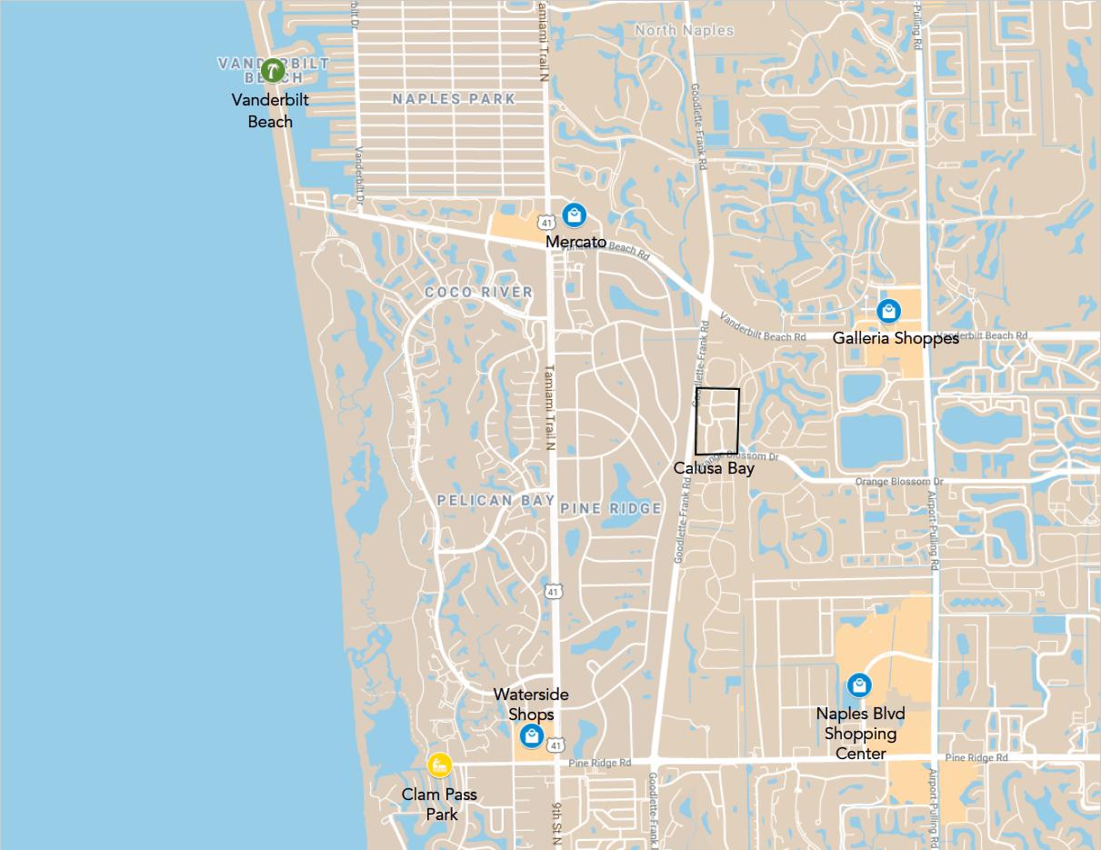 Calusa Bay, Naples, Florida