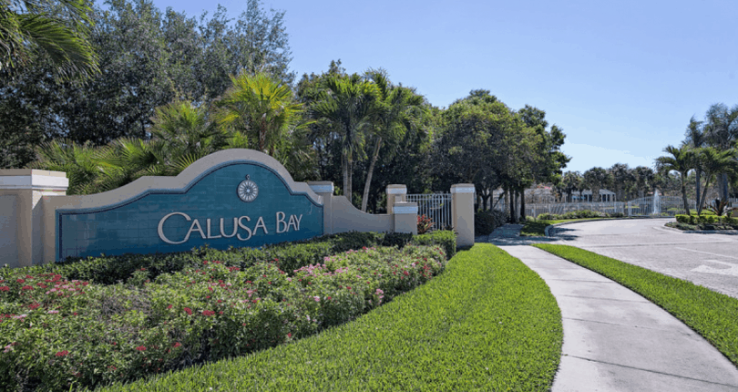 Calusa Bay · Naples, Florida