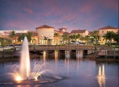 Coconut Pointe Shopping Center, Calusa Bay Properties