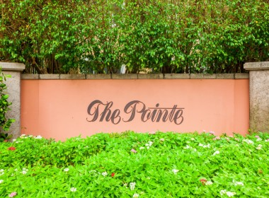 Welcome to the Pointe