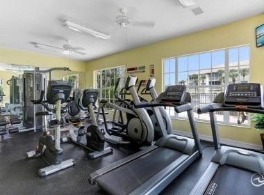 Fitness Center at Breakwater