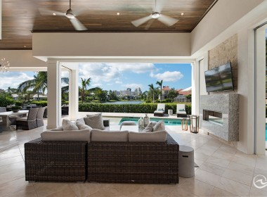 Spacious Outdoor Living, Naples Luxury Real Estate