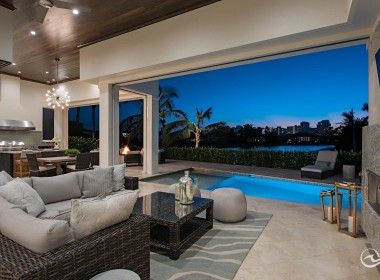 Seamless Indoor/Outdoor Integration, Naples Real Estate Listings