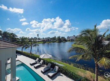 Gorgeous Long Lake Vistas, Naples Homes just Listed