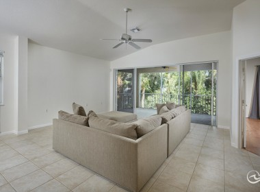 Great Room, Gated Homes just listed in Naples Florida