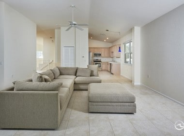 Great Room, Gated listings in Naples just listed
