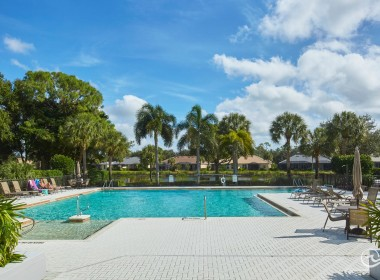 Clubhouse Swimming Pool, Naples FL Family Neighborhoods