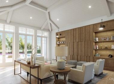 Great Room - Rendering