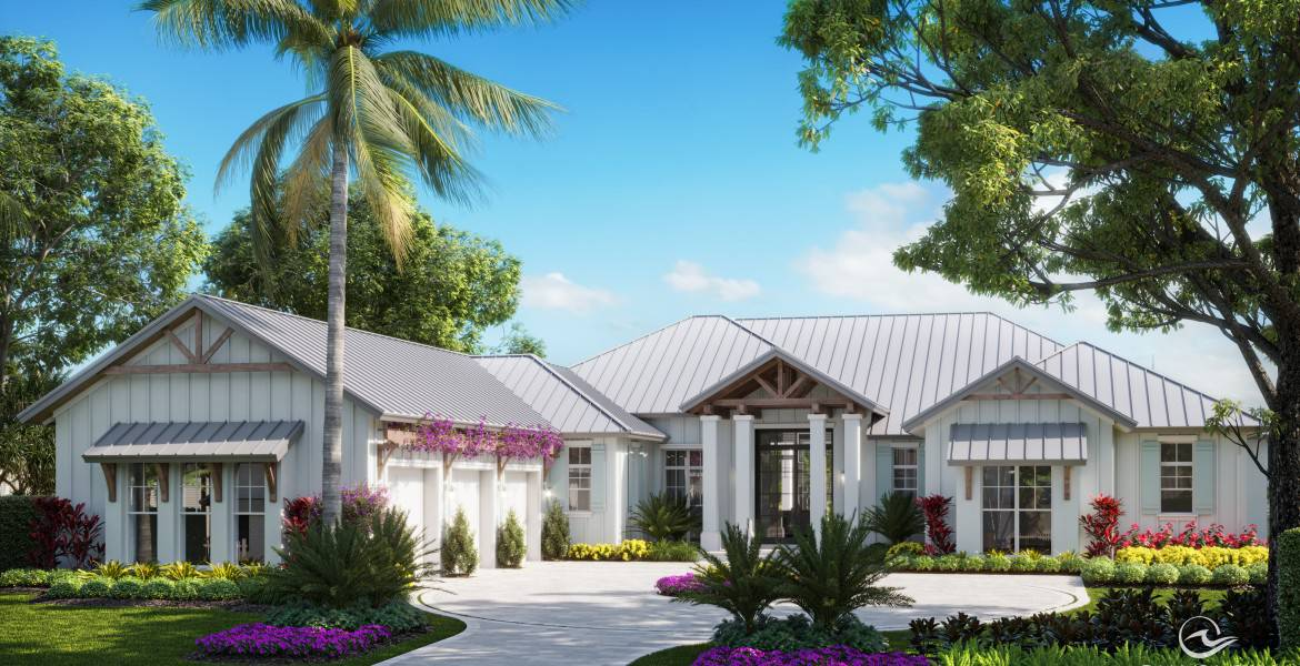 Lakefront pre-construction, luxury real estate, new construction, pelican bay